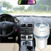 Blue Mini Auto Car Fresh Air Purifier(ozone and anion) Oxygen Bar Ionizer,Suit in all 12V power