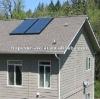 Bluetec Pressurized Flat Solar Water Heater System