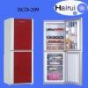 Bottom freezer power saving refrigerator 209L