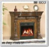 CE Approved European Electric Fireplace