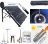 CE Pressurized solar water heater(Bset Sell)