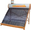 CE/ high quality/ fashionable / Non-pressurized solar water heater