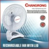 CR8802A electric table fan