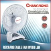 CR8802B electric table fan