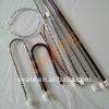 Carbon fiber Far Infrared quartz heater tube