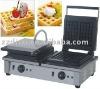 Cheap rectangle waffle cake machine