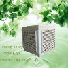 China best cheap low power large airflow personal portable evaporative mini evaporative swamp air coolers homebase