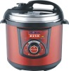 Chinese Red Electric Pressure Cooker
