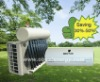 Chinese Vacuum Tube Hybrid Solar  Air Conditioning System