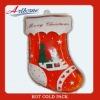 Christmas stocking electric heating pad