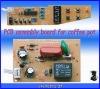 Coffee pot embedded PC board