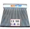 Color Steel High Pressurized Solar Water Heater