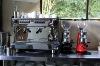 Commercial Espresso Cappuccino Coffee Machine (Espresso-2GH)