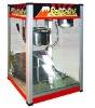 Commercial kettle popcorn machine