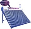 Compact Pressured solar water heater