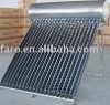 Compact low-pressurized Solar Water Heater