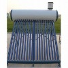 Compact thermosyphon non-pressure Solar water heater