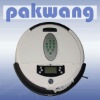 Convenient Designed Smart Robot Vacuum Cleaner With Disposable Bag For The Dustbin Home Appliance