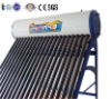 Copper Coil pre-heating Solar Water Heating