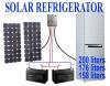 DC 12V/24V refrigerator 200L 186L 168L 142L 118L