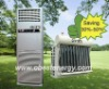 DC Compressor Hybrid Floor Standing Solor Air Conditioner System
