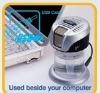 Desktop & Car Air Washing Purifier, Rivatilzer, Humidifier & Aroma Diffuser