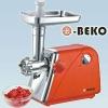 Digital meat grinder machine