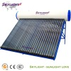 Direct thermosiphon solar water heater