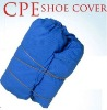 Disposable PE Material Shoe Cover/CPE Shoe Cover/Plastic Shoe Cover/Disposable Plastic Shoe Cover/PP+PE Shoe Cover