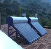 Dual Cylinders Solar Water Heaters