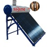 (EN12975) Hot Sale Coil pressurized with assistant tank solar water heater