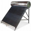 EN12976 integrated heat pipe solar energy water heater
