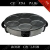 Electric Pizza Tray Round Pan