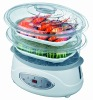 Electric food steamer  CE ,ROHS  ESC-12B