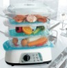 Electric food steamer with UL