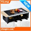 Electric multi grill/combo grill/hot stone/griddle grill