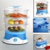 Electric seafood steamer