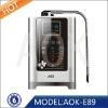 Electrolytic alkaline water purifier