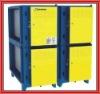 Electrostatic Air Ventilation for kitchen grease dispoal