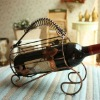 European style commercial wine rack
