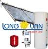 Evacuated Tube Solar Hot Water Heaters