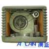 Evaporative Cooling-Centrifugal Fan