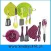Fashionable Silicone Kitchenware Set