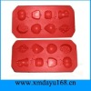Fruit Shape Silicone Ice Tray