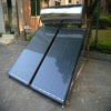 Great of pressurized black chrome solar water heater project(80L)
