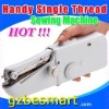 Handy Single Thread Sewing Machine double needle lockstitch sewing machine
