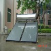 High efficiently pressurized of vertical wall-mounted solar water heater(80L)