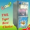 High quality Ice cream tool with five tastes,soft ice cream machine