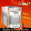 Hot product: Desktop ice cream tool, soft ice cream type