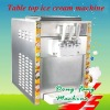 Hot product: Small type soft ice cream machine for three nozzles
